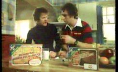 Peter, Patter & Perry Lanny McDonald's 80's Commercials